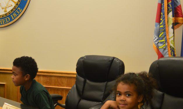 Tuskegee, Alabama Kids Go Green