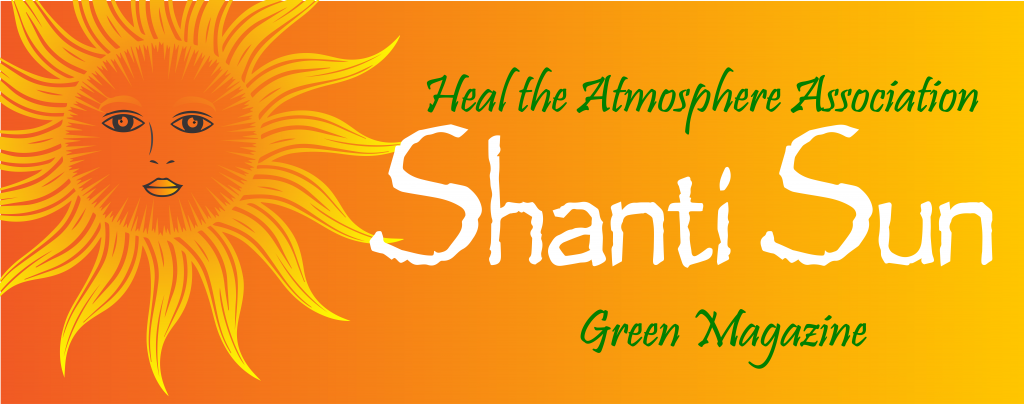 shanti sun magazine